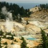 Hell—Bumpass Hell—at 8,400 Feet